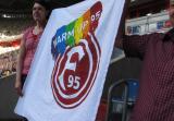 WarmUp95 Fahne