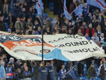 Respect Fans Man City Protest